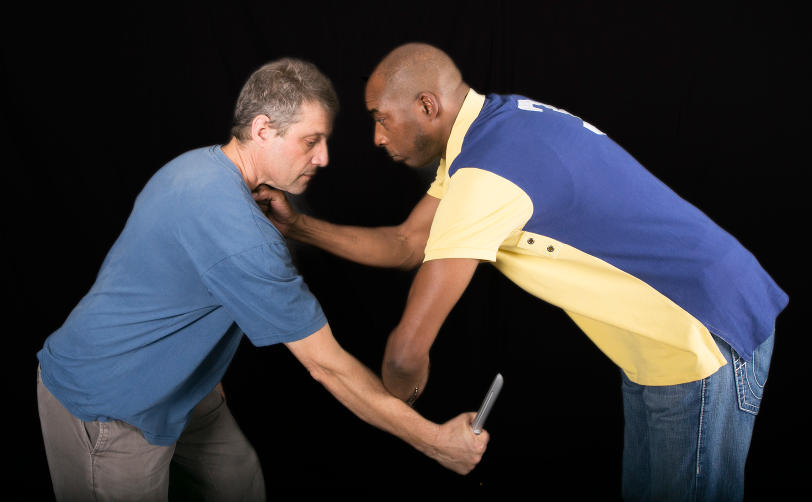 Martin knife defence 1