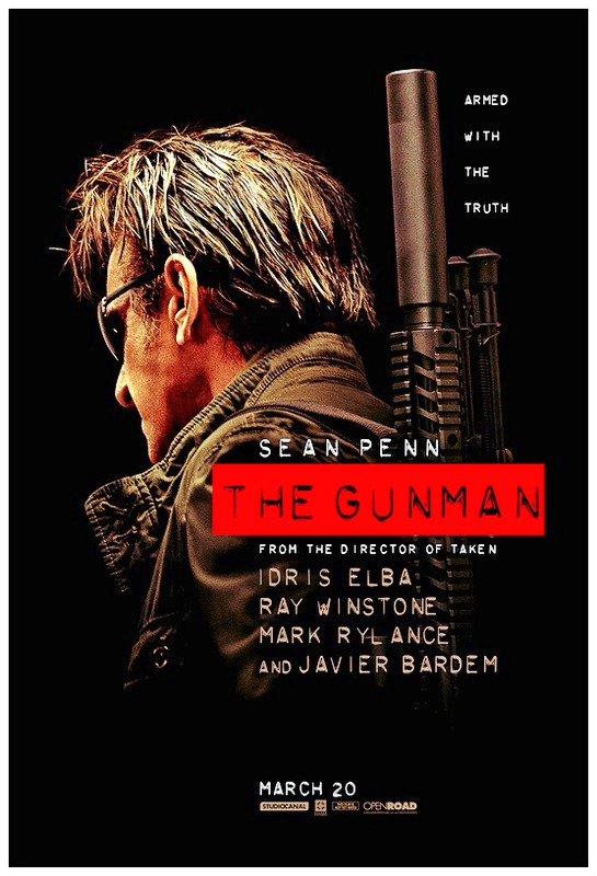 The Gunman - 2015 - tt2515034 - Poster